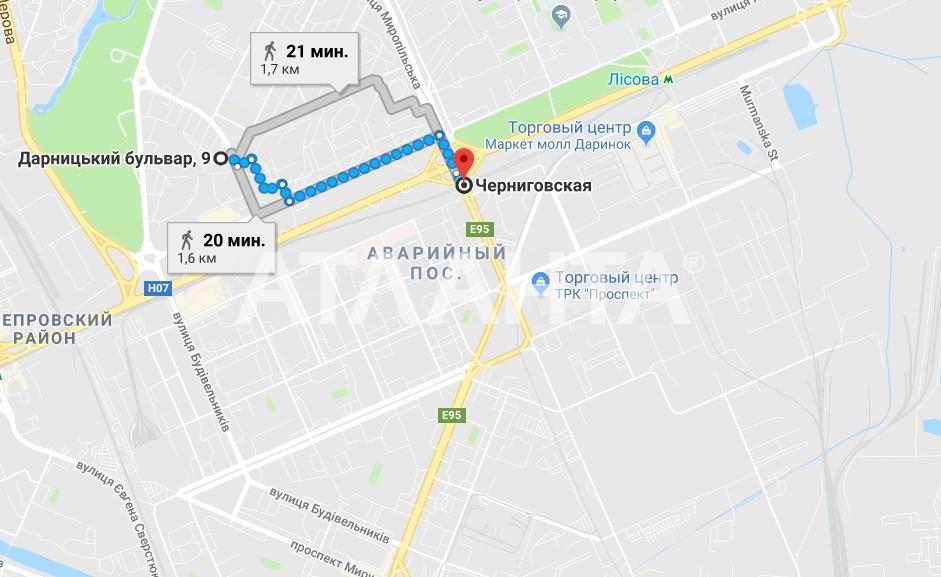 Продается 2-комнатная Квартира на ул. Бул. Дарницкий — 40 000 у.е. (фото №8)
