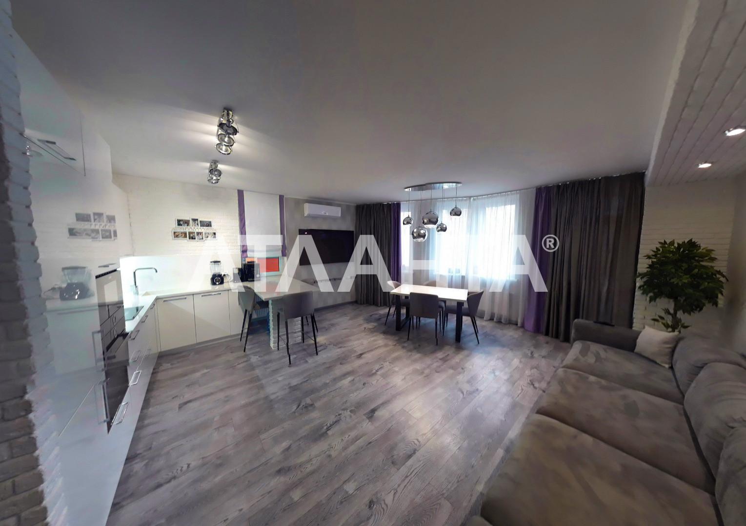 Продается 3-комнатная Квартира на ул. Ул. Ломоносова  — 220 000 у.е.