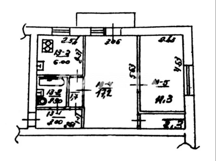 Продается 2-комнатная Квартира на ул. Ул. Бастионная — 46 000 у.е. (фото №8)