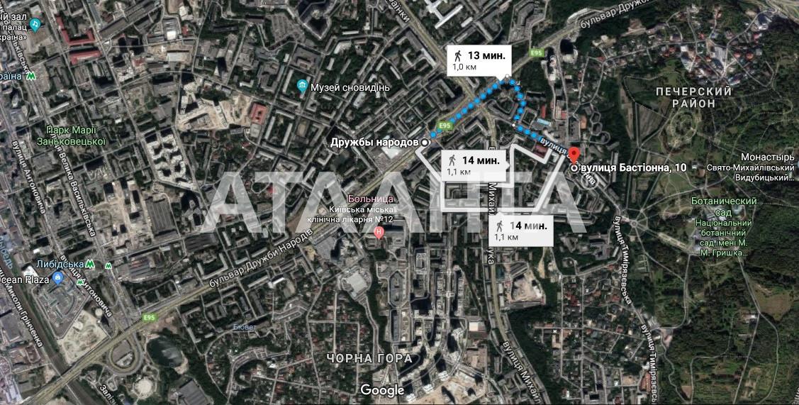 Продается 2-комнатная Квартира на ул. Ул. Бастионная — 46 000 у.е. (фото №11)