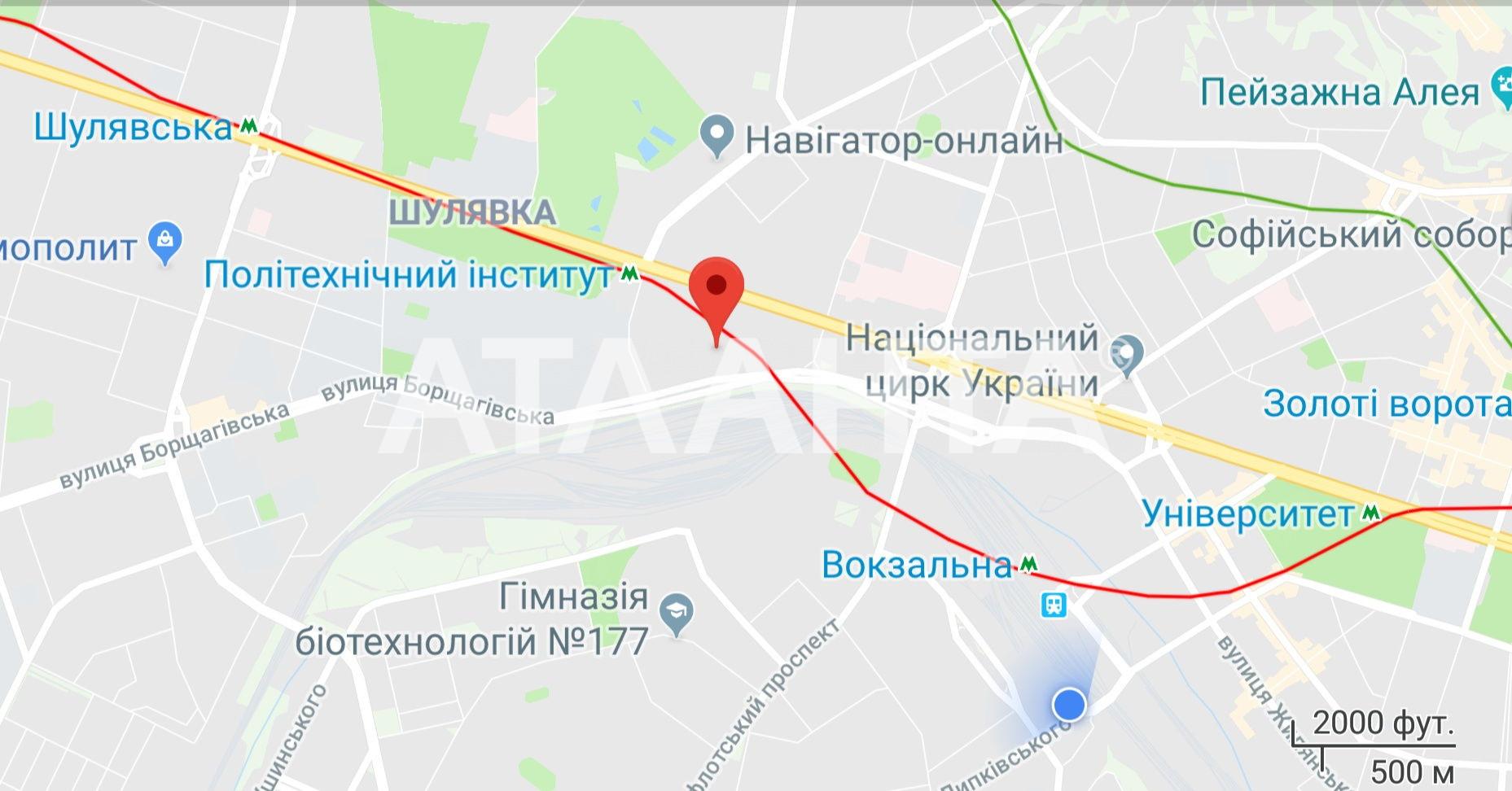 Продается 3-комнатная Квартира на ул. Борщаговская — 65 000 у.е. (фото №12)
