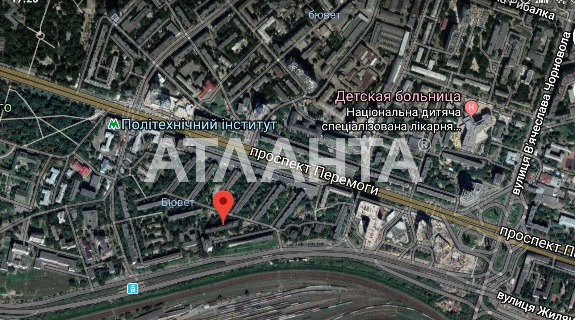 Продается 3-комнатная Квартира на ул. Борщаговская — 65 000 у.е. (фото №13)