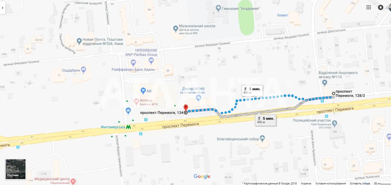 Продается 2-комнатная Квартира на ул. Пр. Победы — 37 600 у.е. (фото №3)