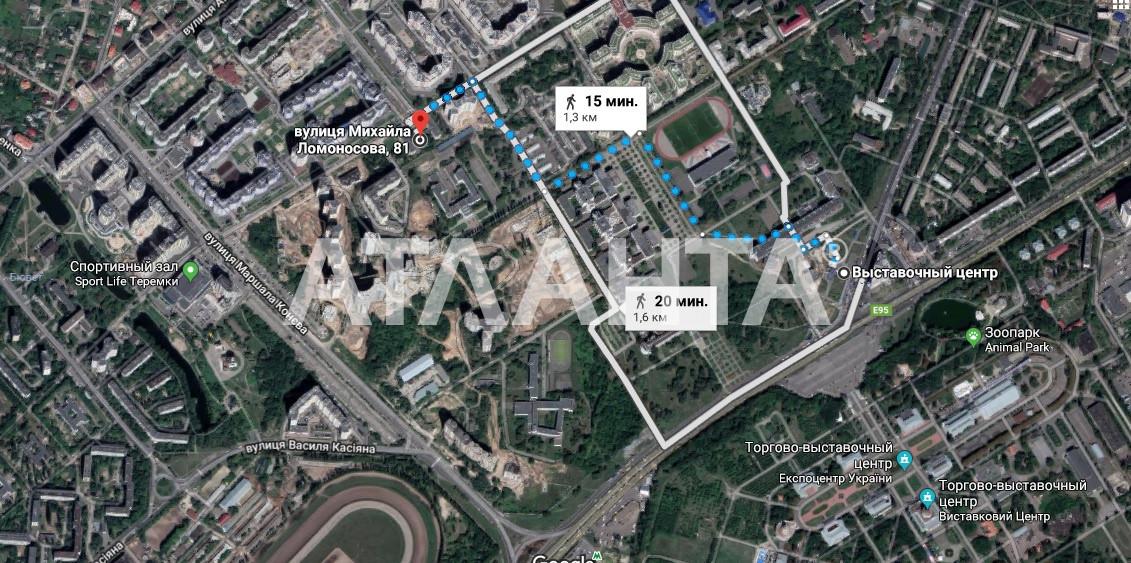 Продается 1-комнатная Квартира на ул. Ул. Ломоносова  — 42 400 у.е. (фото №12)