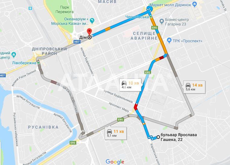 Продается 2-комнатная Квартира на ул. Ул.ярослава Гашека — 29 500 у.е. (фото №8)