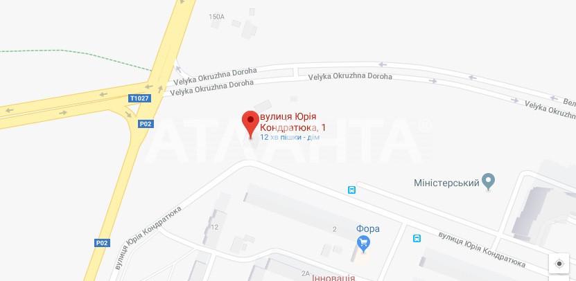 Продается 1-комнатная Квартира на ул. Ул. Юрия Кондратюка  — 48 000 у.е. (фото №6)