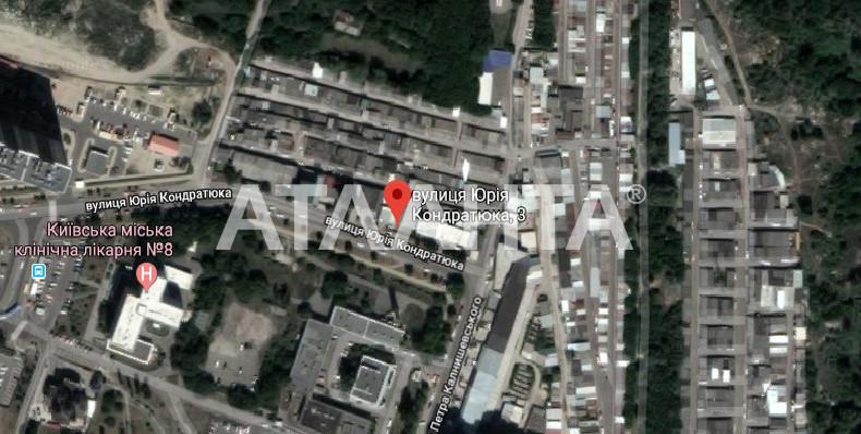 Продается 2-комнатная Квартира на ул. Ул. Юрия Кондратюка  — 65 000 у.е. (фото №10)