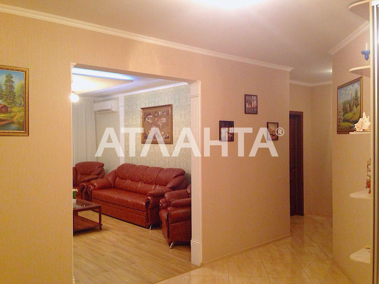 Сдается 3-комнатная Квартира на ул. Нежинская — 0 у.е./сут. (фото №2)