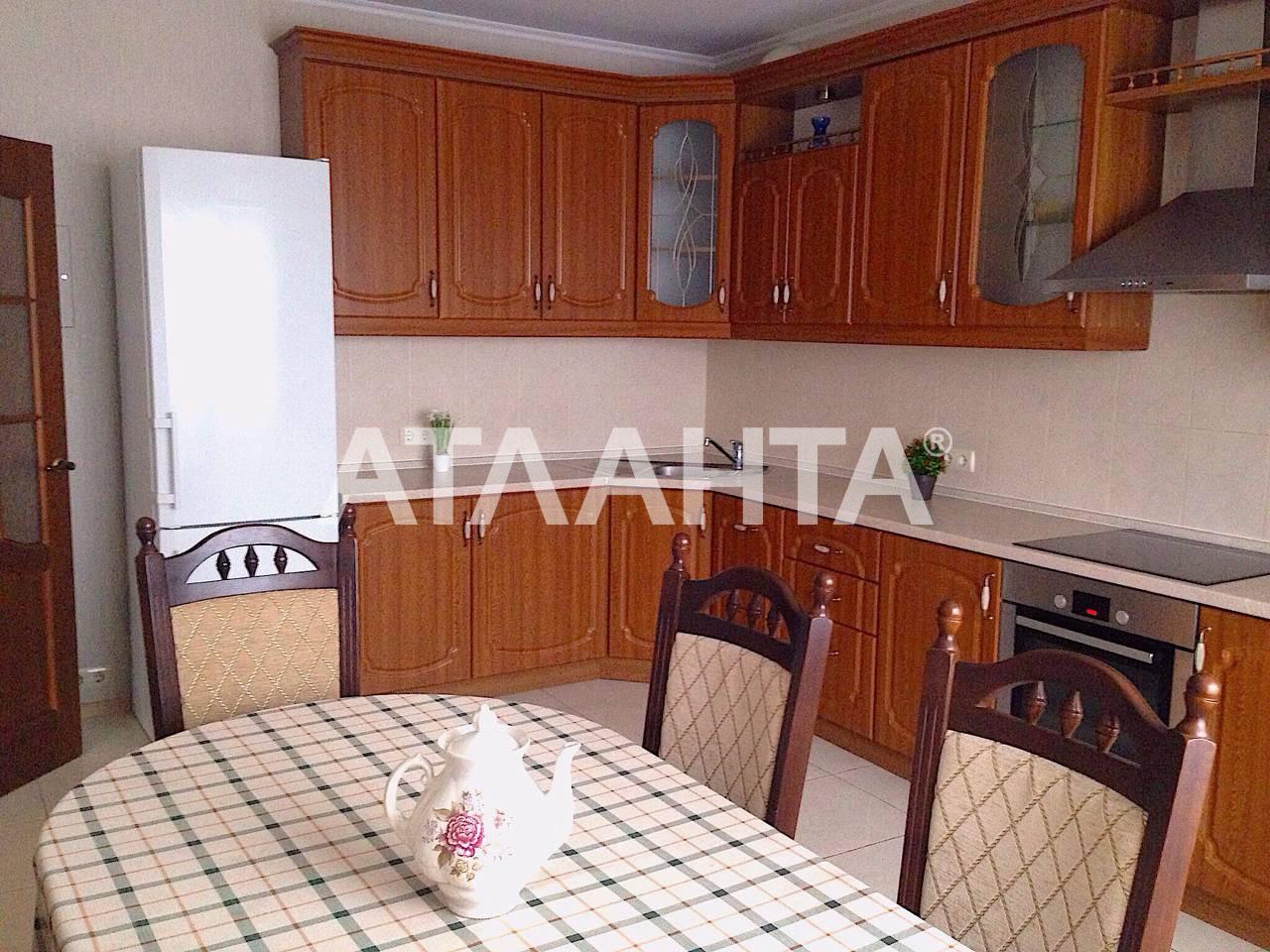 Сдается 3-комнатная Квартира на ул. Нежинская — 0 у.е./сут. (фото №20)
