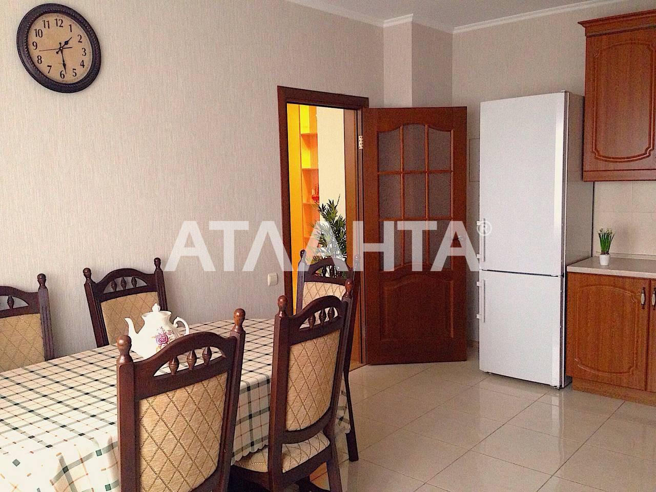 Сдается 3-комнатная Квартира на ул. Нежинская — 0 у.е./сут. (фото №21)