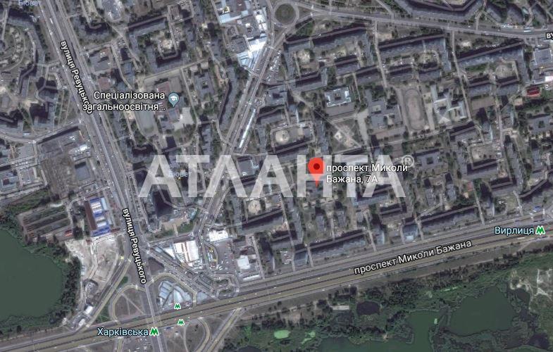 Продается 2-комнатная Квартира на ул. Пр. Николая Бажана — 48 900 у.е. (фото №10)