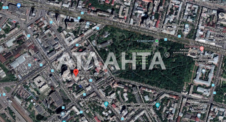 Сдается 2-комнатная Квартира на ул. Саксаганского — 0 у.е./сут. (фото №11)