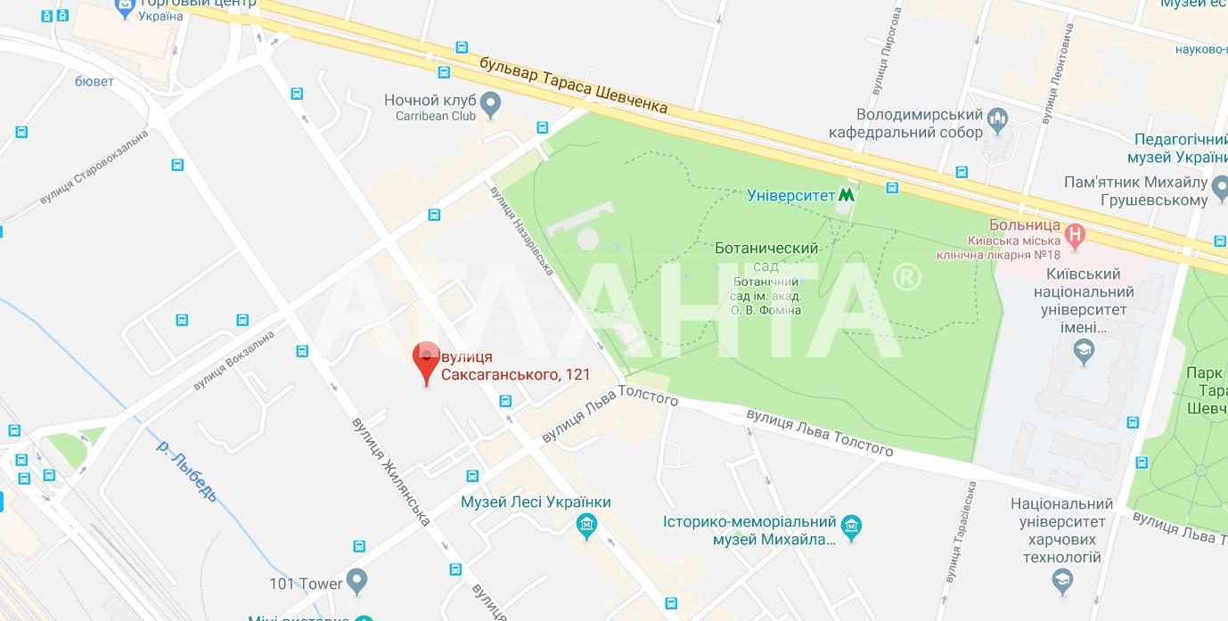Сдается 2-комнатная Квартира на ул. Саксаганского — 0 у.е./сут. (фото №12)