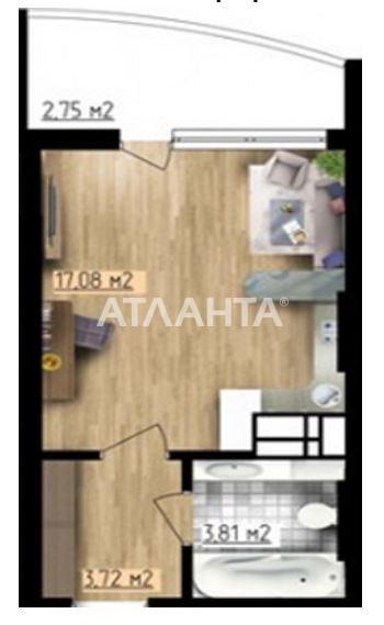 Продается 1-комнатная Квартира на ул. Харьковськое Шоссе — 29 000 у.е. (фото №16)