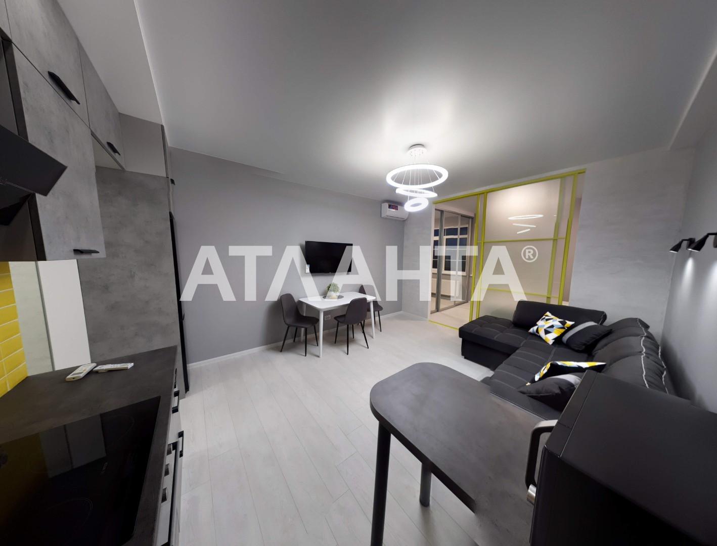 Продается 1-комнатная Квартира на ул. Ул. Максимовича (Онуфрия Трутенко) — 62 900 у.е. (фото №2)