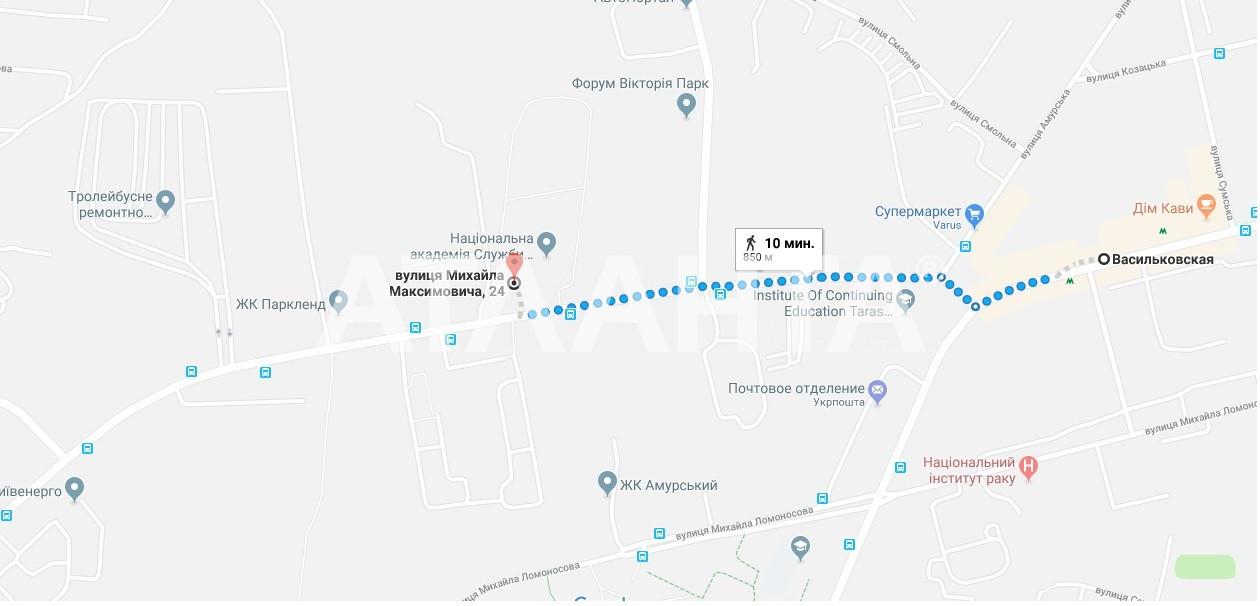 Продается 1-комнатная Квартира на ул. Ул. Максимовича (Онуфрия Трутенко) — 62 900 у.е. (фото №12)