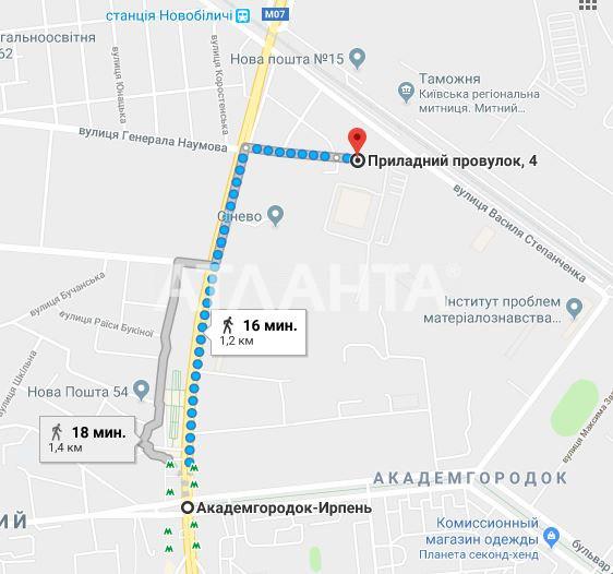 Продается 1-комнатная Квартира на ул. Пер. Приладный — 23 500 у.е. (фото №10)