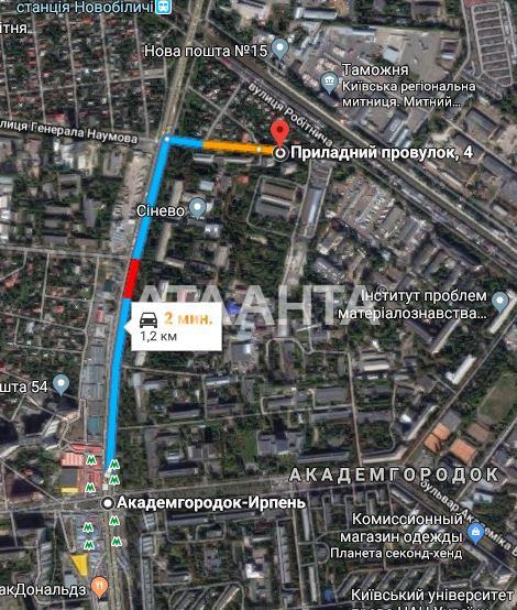 Продается 1-комнатная Квартира на ул. Пер. Приладный — 23 500 у.е. (фото №11)