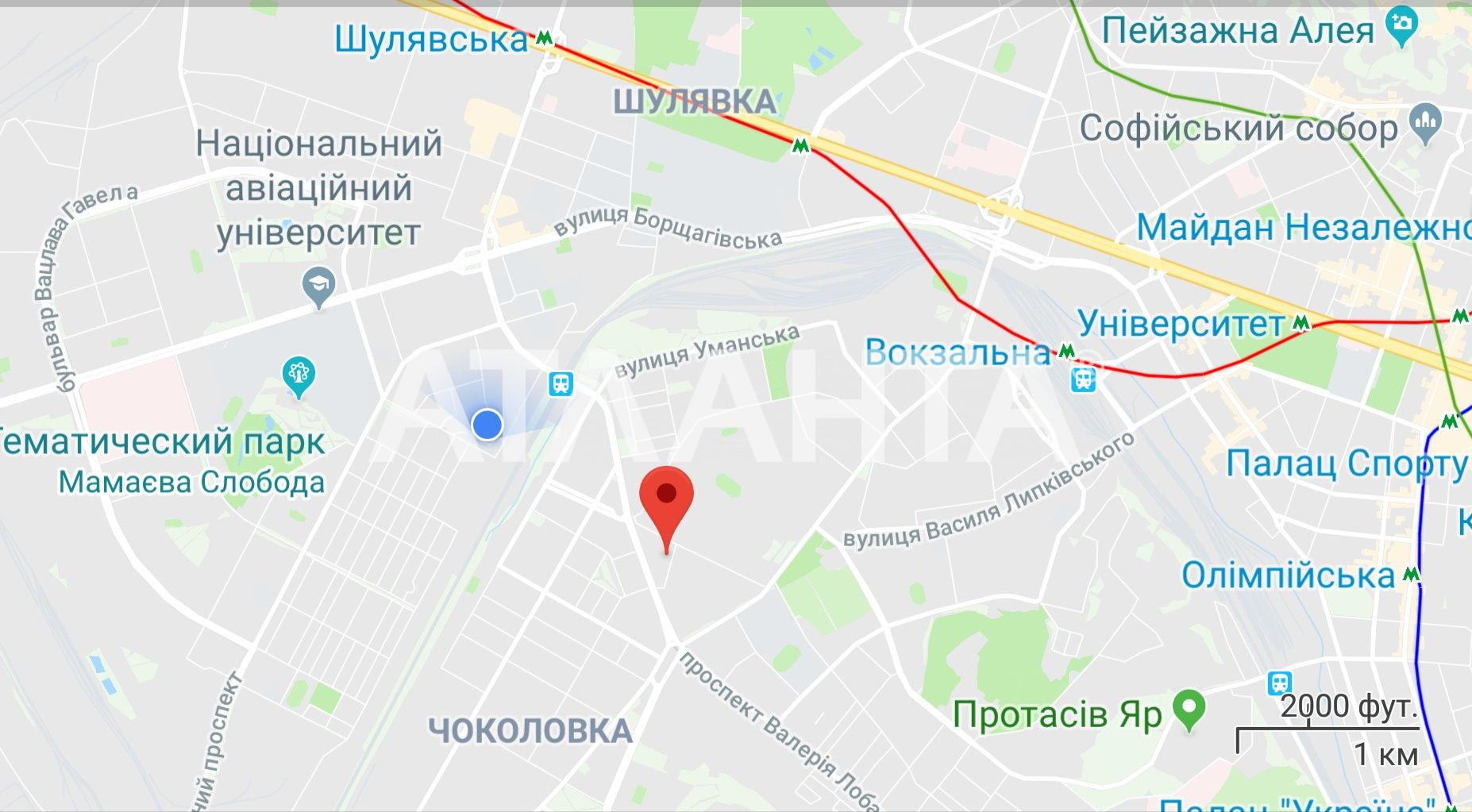 Продается 2-комнатная Квартира на ул. Авиаконструктора Антонова — 42 000 у.е. (фото №9)