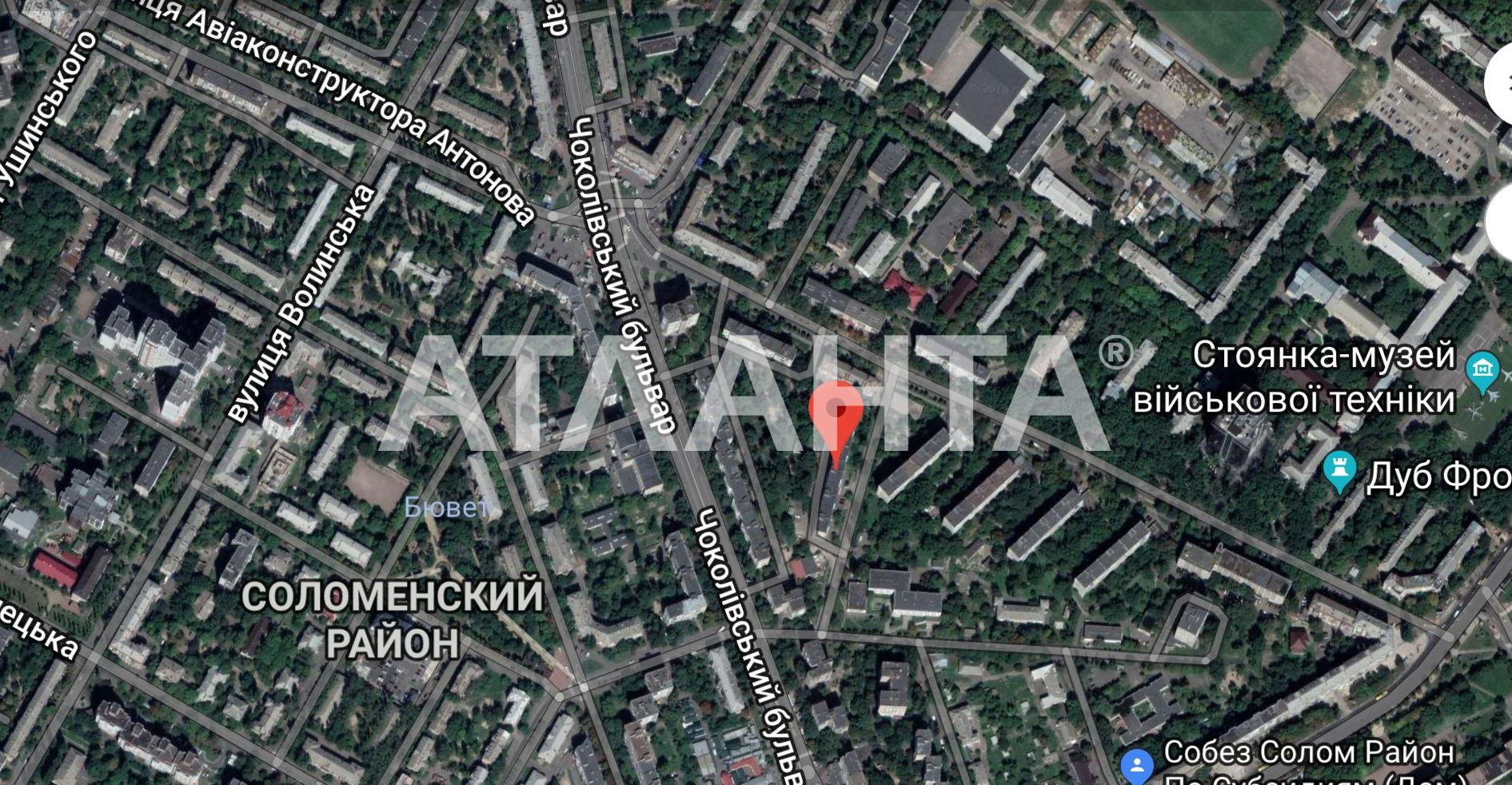 Продается 2-комнатная Квартира на ул. Авиаконструктора Антонова — 42 000 у.е. (фото №10)