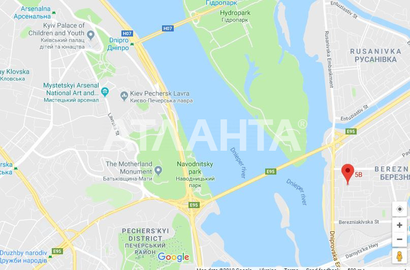 Продается 2-комнатная Квартира на ул. Днепровская Наб. — 40 000 у.е. (фото №12)