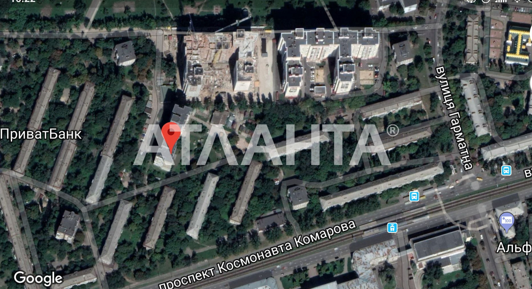 Продается 3-комнатная Квартира на ул. Проспект Космонавта Комарова — 60 000 у.е. (фото №23)