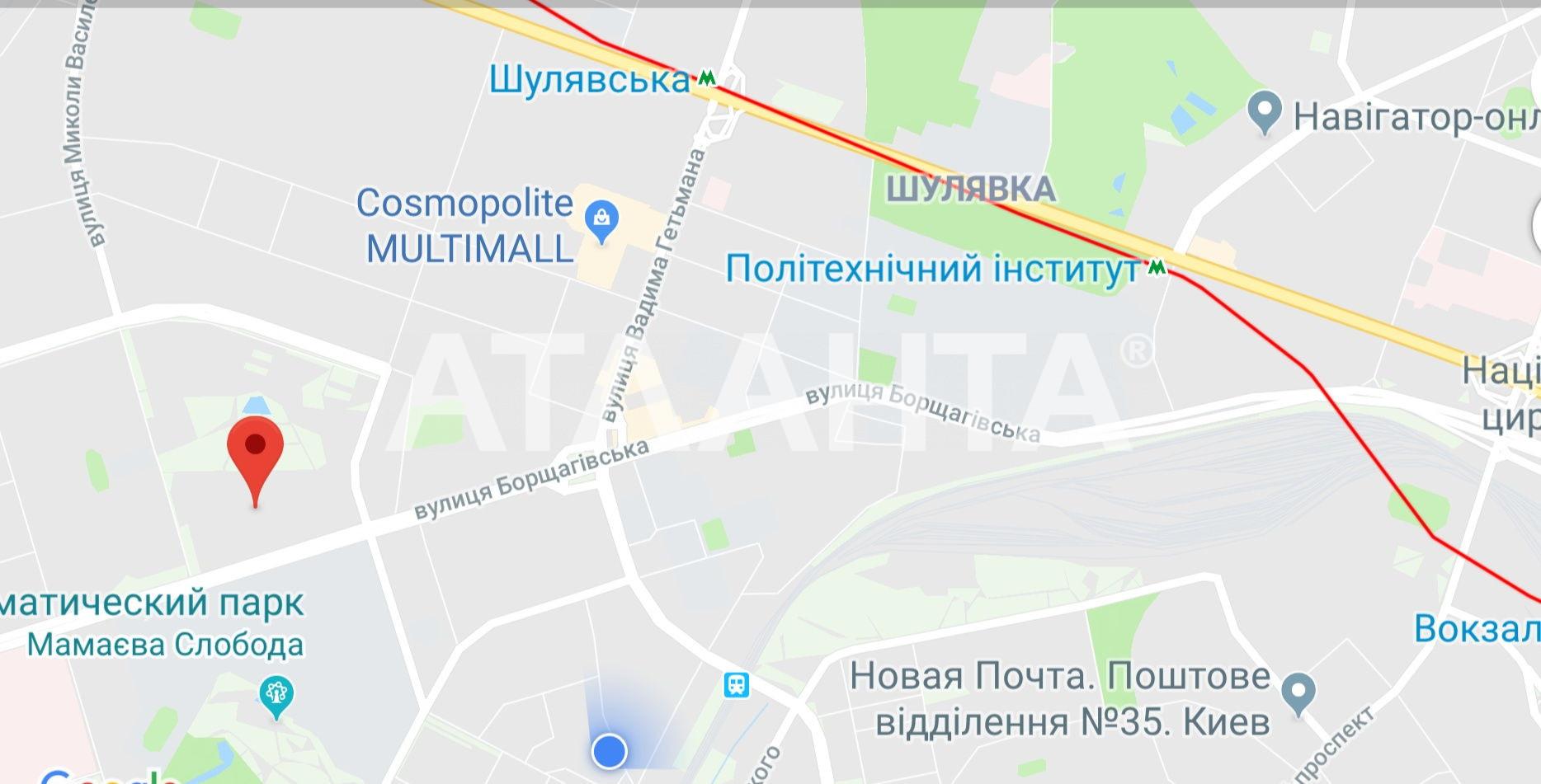Продается 3-комнатная Квартира на ул. Проспект Космонавта Комарова — 60 000 у.е. (фото №22)