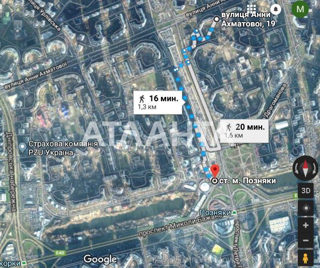 Продается 2-комнатная Квартира на ул. Ул. Анна Ахматовой — 48 000 у.е. (фото №19)