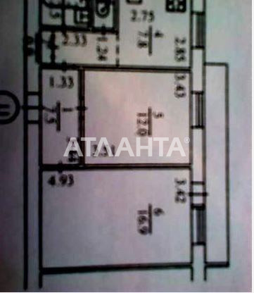 Продается 2-комнатная Квартира на ул. Ул. Александра Кошица — 48 000 у.е. (фото №12)