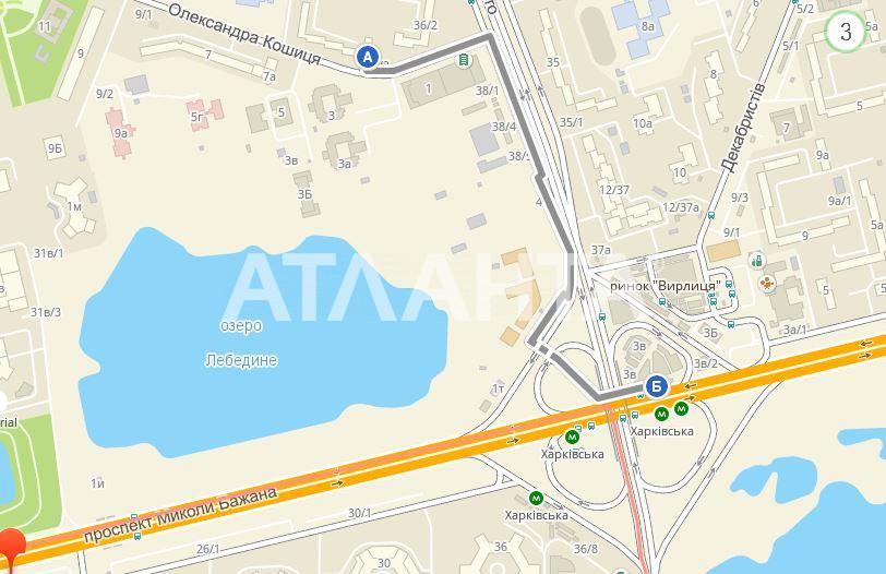 Продается 2-комнатная Квартира на ул. Ул. Александра Кошица — 48 000 у.е. (фото №13)