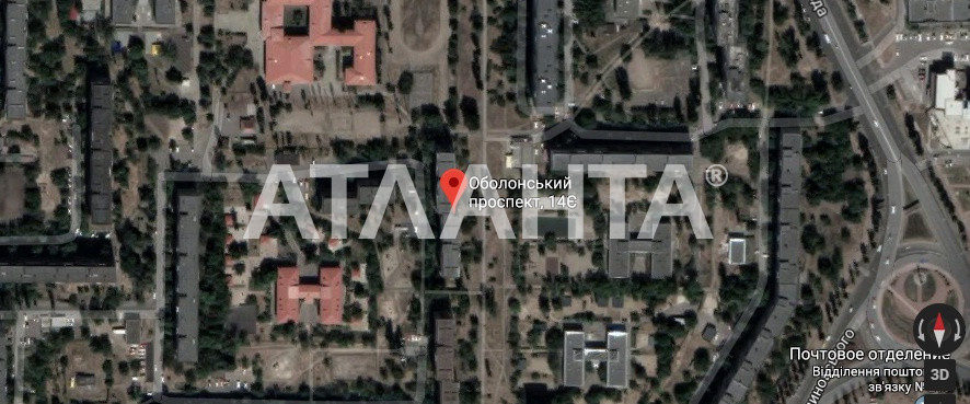 Продается 1-комнатная Квартира на ул. Оболонский Проспект — 35 000 у.е. (фото №17)