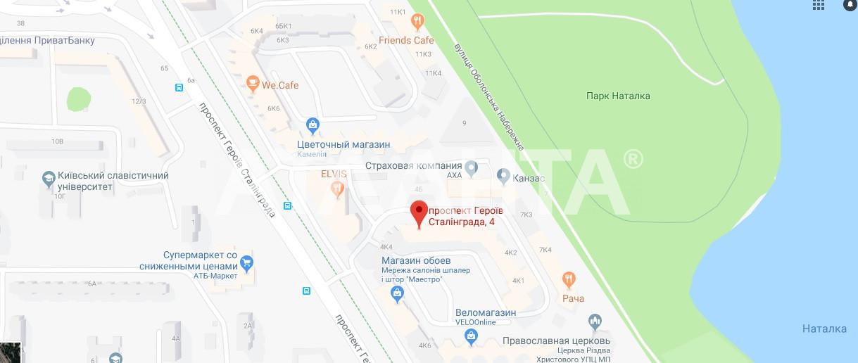 Продается 3-комнатная Квартира на ул. Просп. Героев Сталинграда — 235 000 у.е. (фото №10)