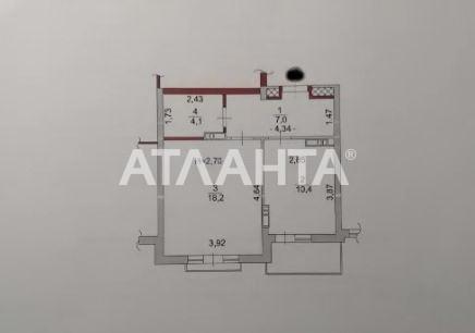 Продается 1-комнатная Квартира на ул. Метрологическая — 46 000 у.е. (фото №5)