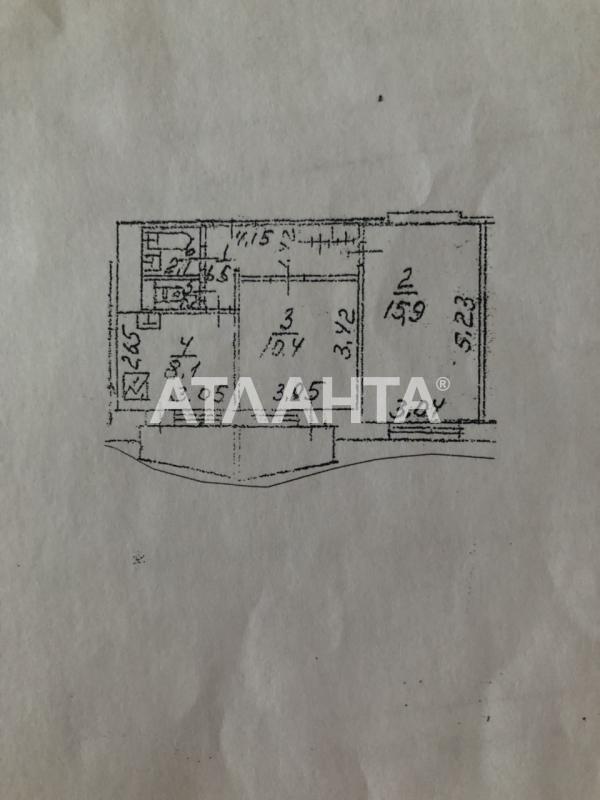 Продается 2-комнатная Квартира на ул. Орловская — 55 000 у.е. (фото №15)
