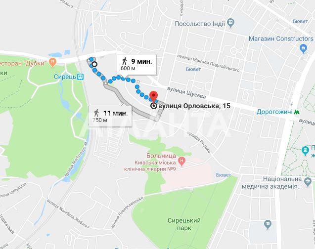 Продается 2-комнатная Квартира на ул. Орловская — 55 000 у.е. (фото №16)