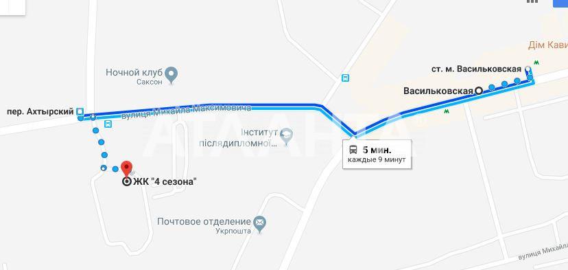 Продается 3-комнатная Квартира на ул. Ул. Максимовича (Онуфрия Трутенко) — 130 000 у.е. (фото №12)