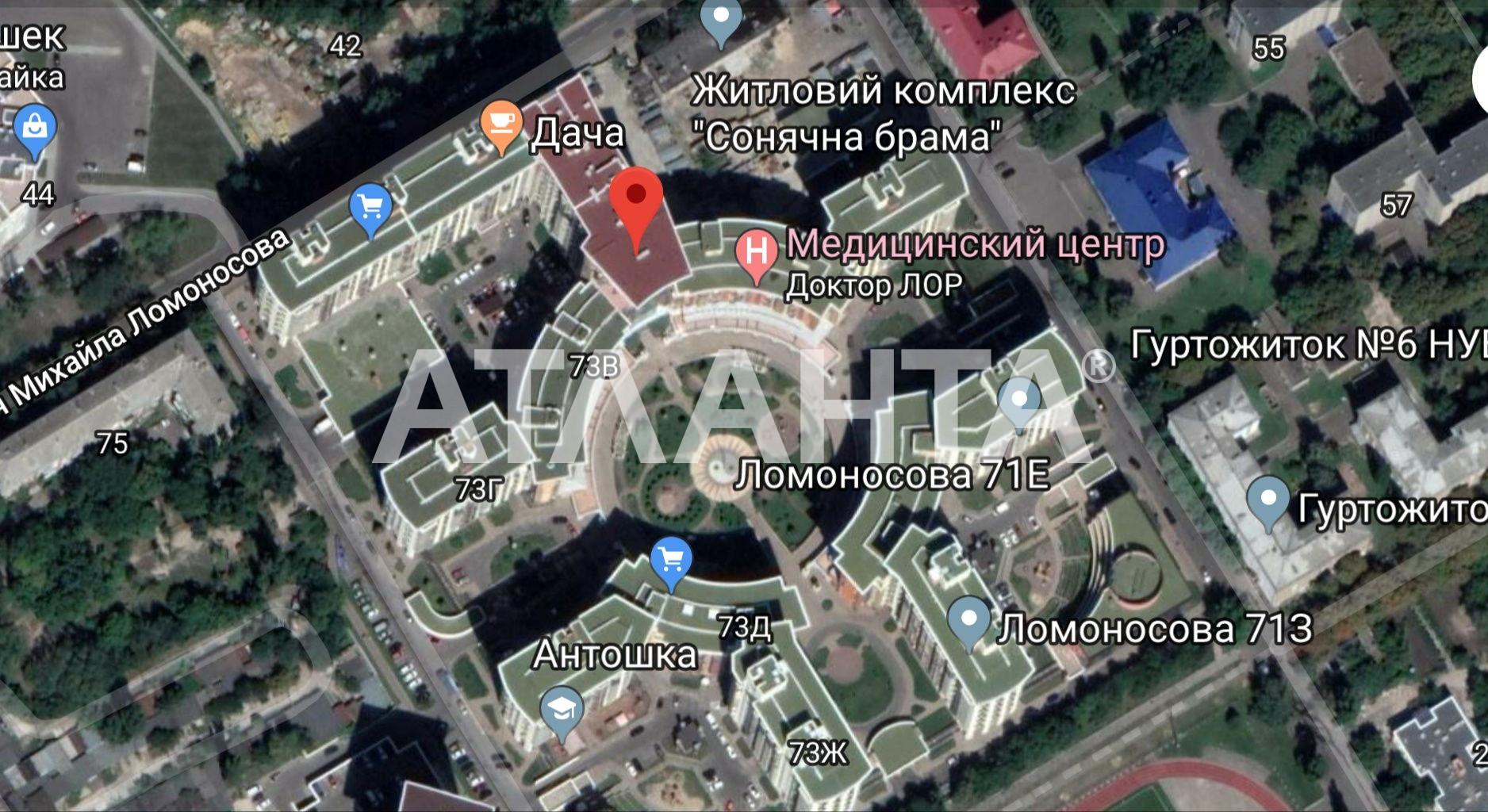 Сдается 2-комнатная Квартира на ул. Ломоносова — 0 у.е./сут. (фото №12)
