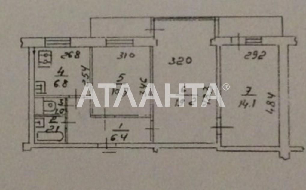 Продается 3-комнатная Квартира на ул. Ушинского — 45 500 у.е. (фото №11)