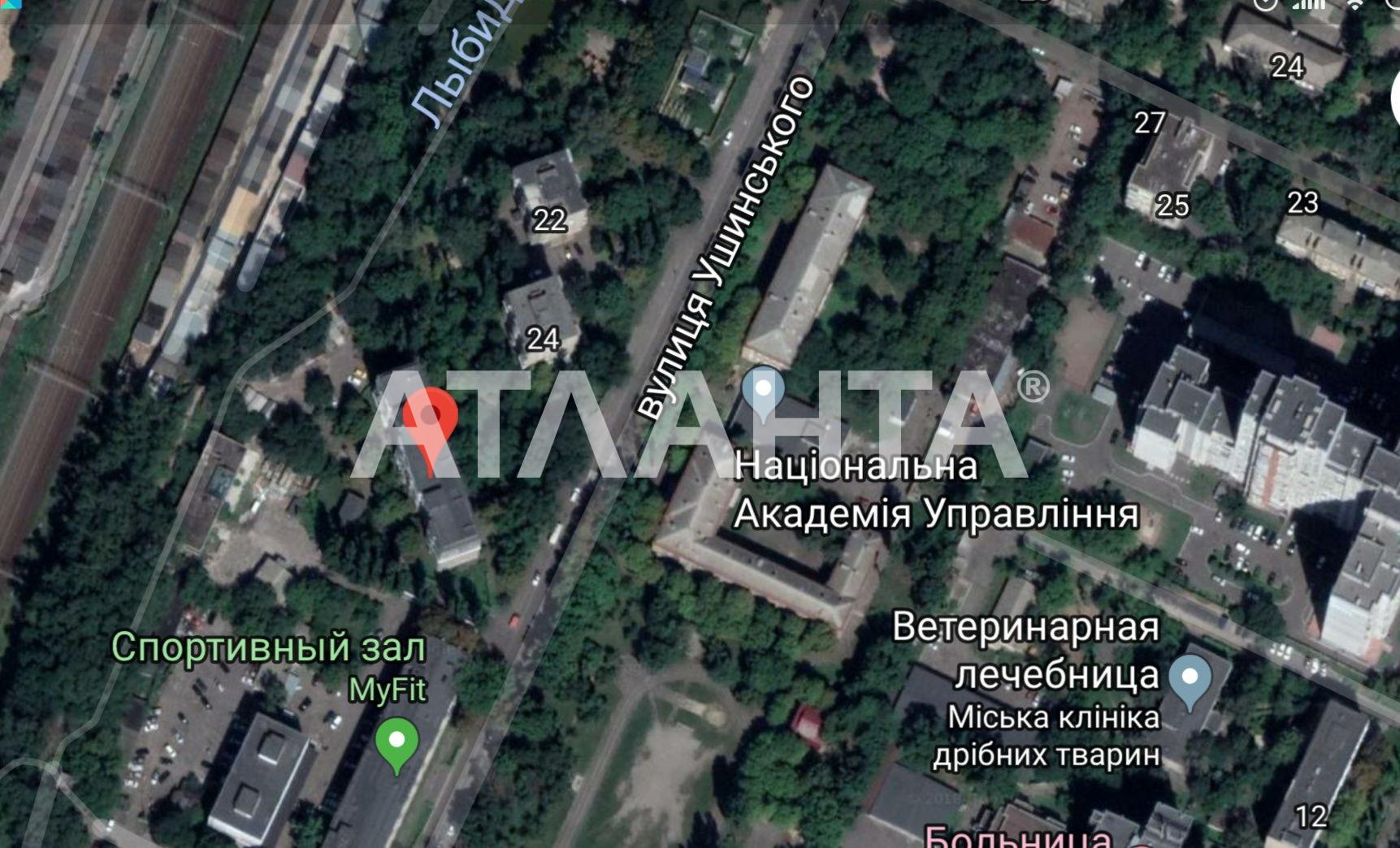 Продается 3-комнатная Квартира на ул. Ушинского — 45 500 у.е. (фото №12)