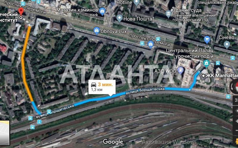 Продается 2-комнатная Квартира на ул. Проспект Победы — 58 000 у.е. (фото №8)