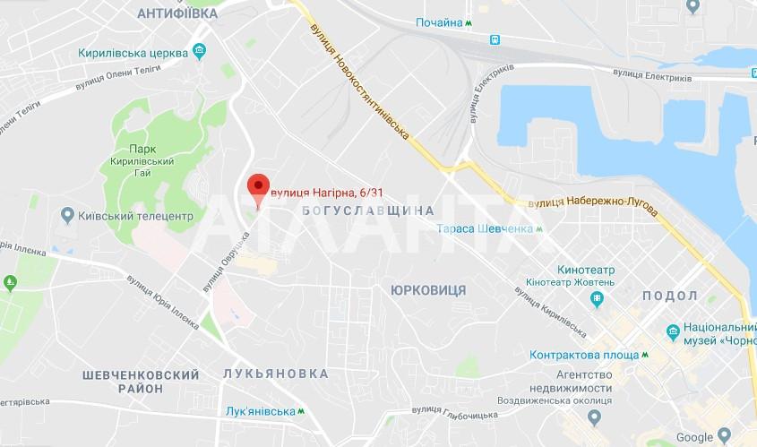 Продается Многоуровневая Квартира на ул. Ул. Нагорная — 78 000 у.е. (фото №10)