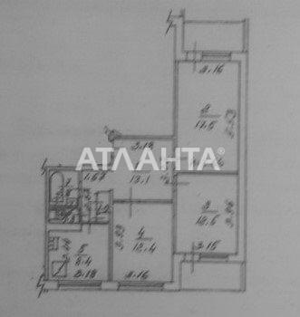 Продается 3-комнатная Квартира на ул. Ул. Проспект Свободы — 52 500 у.е. (фото №3)