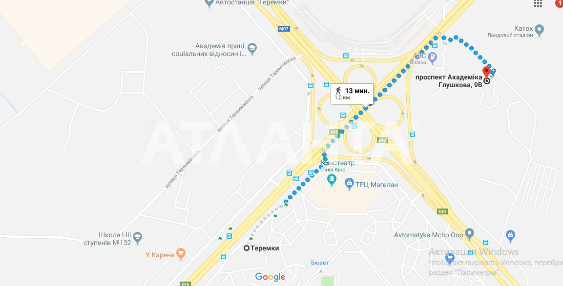 Продается 2-комнатная Квартира на ул. Пр. Академика Глушкова — 61 400 у.е. (фото №5)