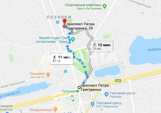 Продается 3-комнатная Квартира на ул. Просп. Григоренко — 62 000 у.е. (фото №10)