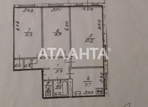Продается 3-комнатная Квартира на ул. Ул. Пимоненко — 62 000 у.е. (фото №13)
