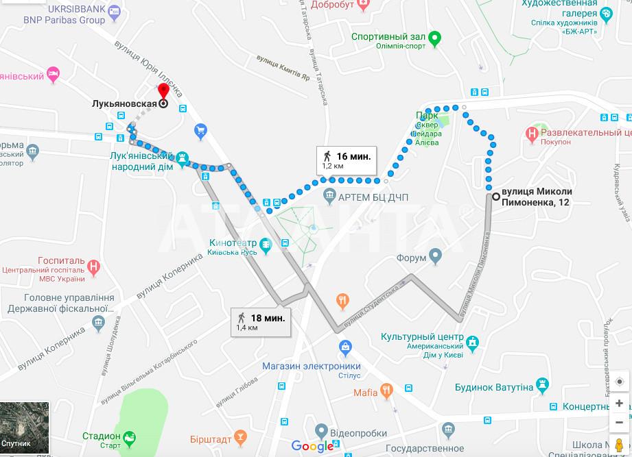 Продается 3-комнатная Квартира на ул. Ул. Пимоненко — 62 000 у.е. (фото №16)