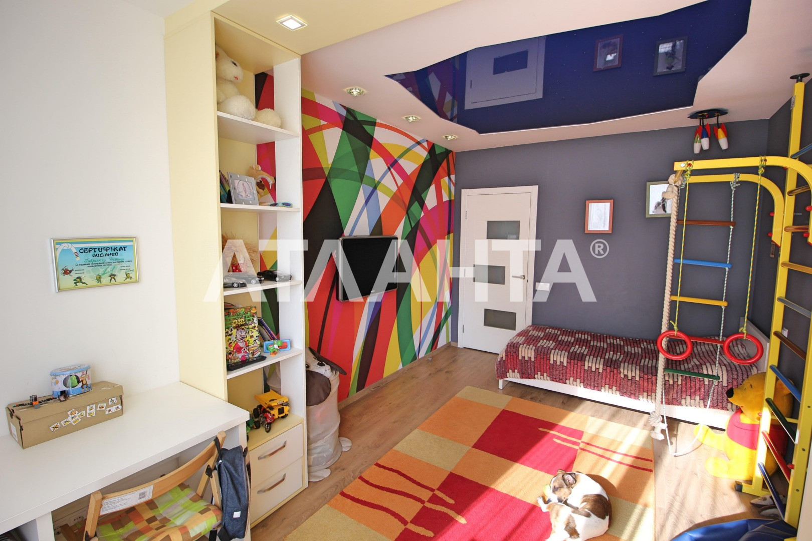 Продается 4-комнатная Квартира на ул. Ул. Богатырская — 175 000 у.е. (фото №6)