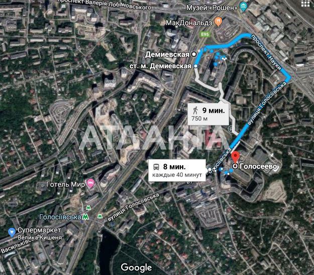 Продается 1-комнатная Квартира на ул. Ул. Голосеевская — 96 000 у.е. (фото №12)