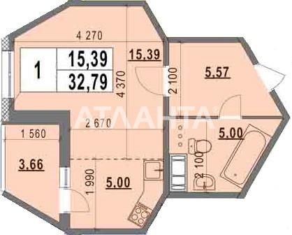 Продается 1-комнатная Квартира на ул. Ул. Ломоносова — 33 000 у.е. (фото №4)