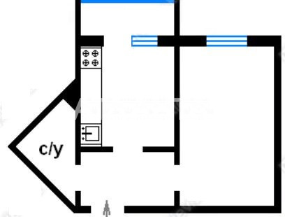 Продается 1-комнатная Квартира на ул. Ул. Елизаветы Чавдар — 45 500 у.е. (фото №6)